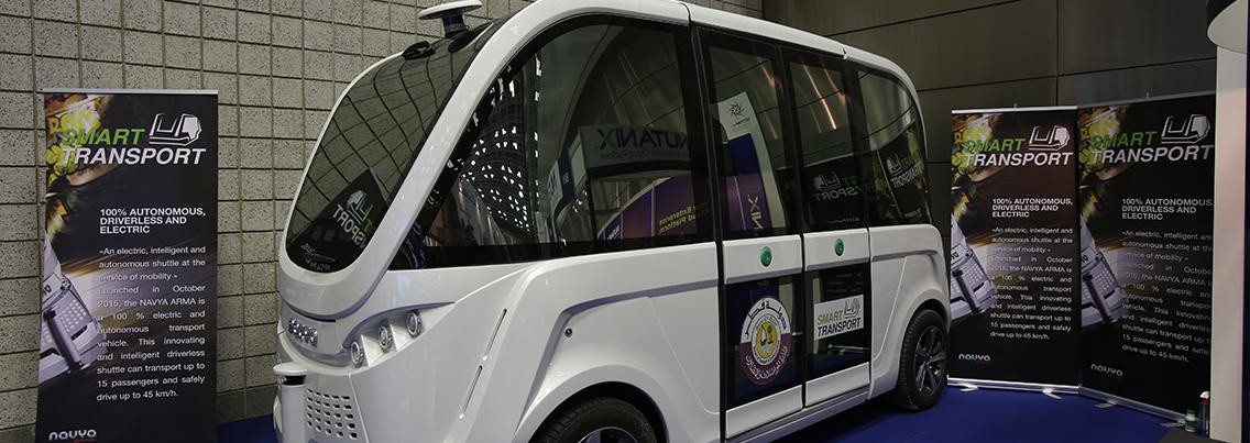 المواصلات والاتصالات تقدم ملموس نحو منظومة النقل الذكي في قطر Qatar It Conference And Exhibition